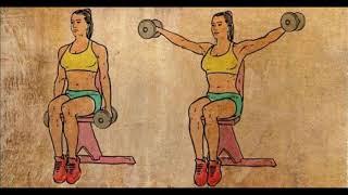 Как похудеть в спине 8 супер эффективных упражнения