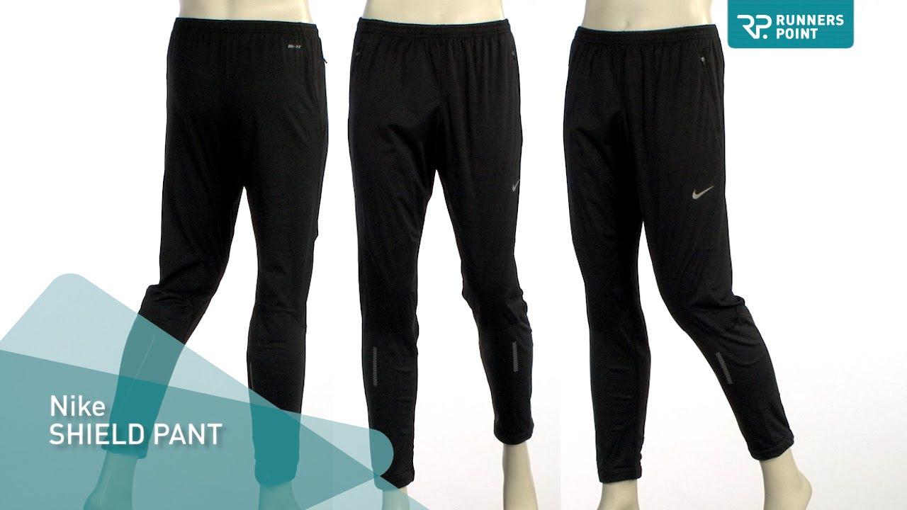 bd4af78cf7aa Nike SHIELD PANT - YouTube