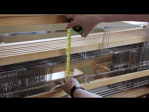 """New Stainless Steel Reed 15 3//4/""""fit most Weaving Loom"""