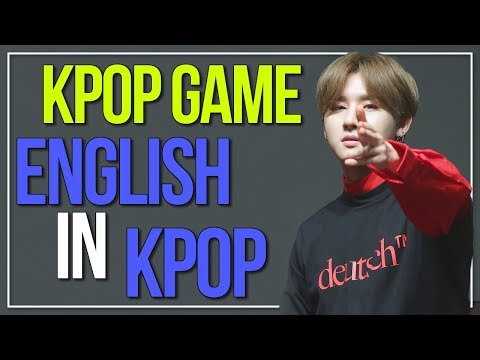 GUESS THE KPOP SONG BY AN ENGLISH PHRASE   Part 7   KPOP Challenge   Difficulty: Easy