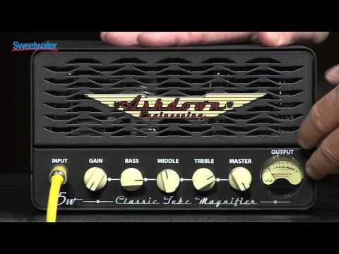 Ashdown CTM-15 15-watt Tube Bass Head Demo - Sweetwater Sound
