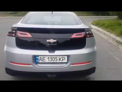 Chevrolet Volt 2012 в наличии /SVG Auto