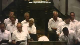 Video Gereformeerd Kerkkoor (deel 1) Zingen in de Zomer 2012