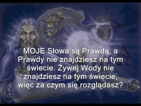 Proroctwo JAHUSZUA -Lew o Czułym Sercu.