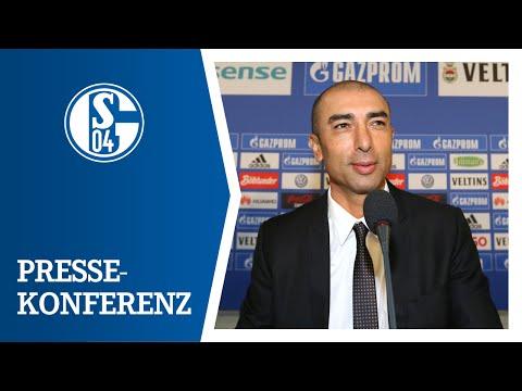 Roberto Di Matteo stellt sich auf Schalke vor