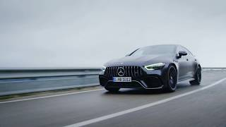 ALL NEW 2019 MERCEDES-AMG GT 63S 4MATIC+ l DRIVING SCENES