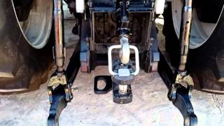 Обзор трактора New Holland T8.410 на стенде Агроресурс