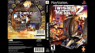 PSX Longplay #88: Twisted Metal 2