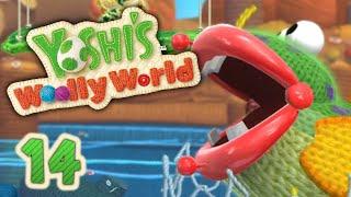 Nom-Nom Fisch! | #14 | Yoshi's Woolly World