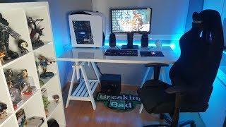 triple monitor setup