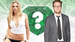 WHO'S RICHER? - Ronda Rousey or Seth Rogen? - Net Worth Revealed!