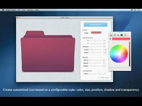 how to change folder icon on mac siera mac tips and tricks how to change app icon on amc youtube. Black Bedroom Furniture Sets. Home Design Ideas