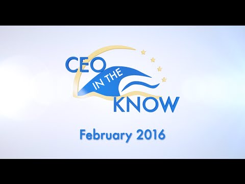 CEO in the Know - February 2016