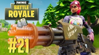 Fortnite Battle Royale | #21 | CZ Let's Play - Gameplay