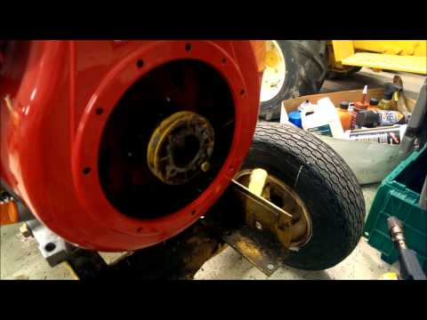 Cub Cadet Turbo Diesel Project - Part 5 - Getting the Shaft