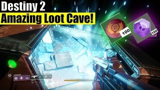 Destiny 2 - Amazing Loot Chest Farm! Legendary Engrams, XP, Bright Engrams, Token & Glimmer!