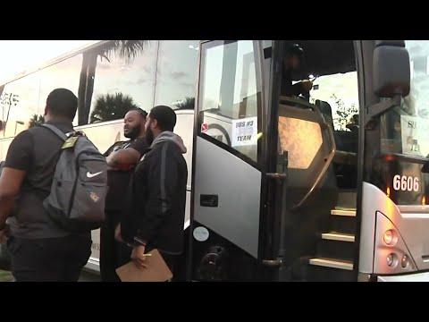 LSU beats UCF fan Reaction!!!