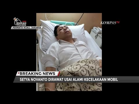 Cerita Saksi Mata soal Kecelakaan Setya Novanto
