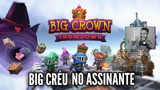 BIG CROWN SHOWDOWN XBOX ONE GAMEPLAY 16 DE JULHO 2019 XBOX LIVE GOLD