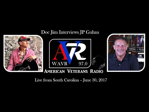 American Veterans Radio Interviews JP Guhns live from South Carolina June 30, 2017