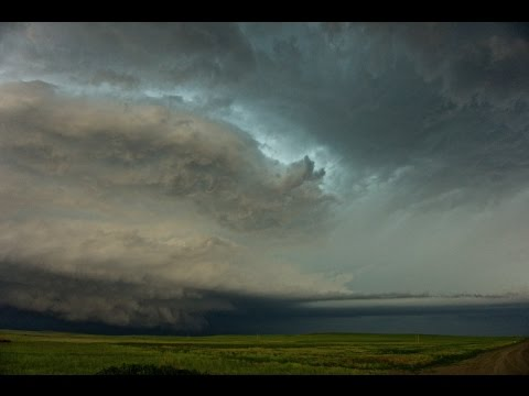 Time-Lapse: MOTHERSHIP SUPERCELL (Belle Fourche SD)