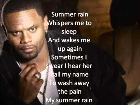 CARL Thomas summer rain instrumentalz