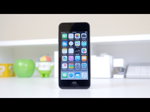 Apple iPod Touch 6th Generation Overview