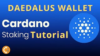 How to Set Up the New Cardano Shelly Mainnet Daedalus 2.0 Wallet | How to Stake Cardano ADA | HINDI