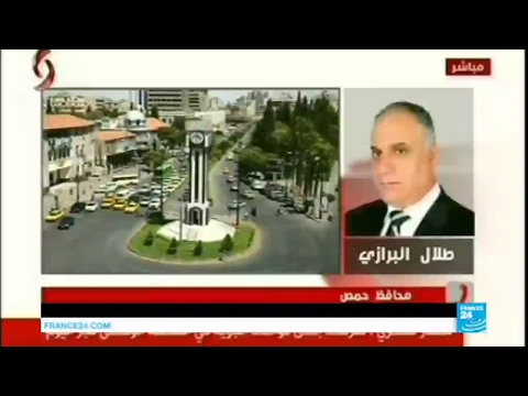 "Homs Governor: ""The IS Group and Jabhat al-Nusra are tools for the US, Israel and some Arab regimes"""