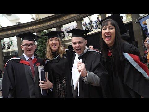 Buxton Graduation November 2016