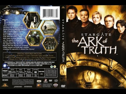 Stargate  The Ark of Truth  FULL MOVİE