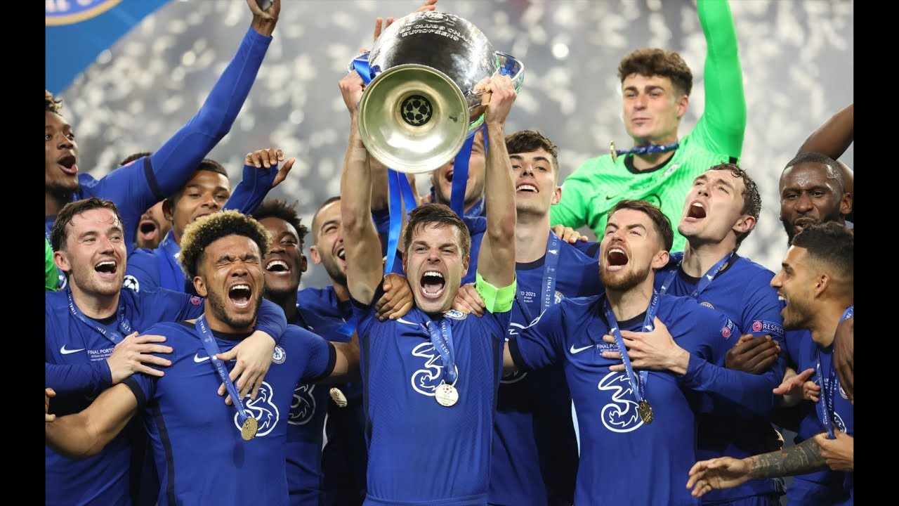 CHELSEA CHAMPIONS OF EUROPE  HANGOVER REVIEW