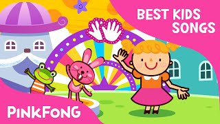 If You're Happy | Best Kids Songs | PINKFONG Songs for Children