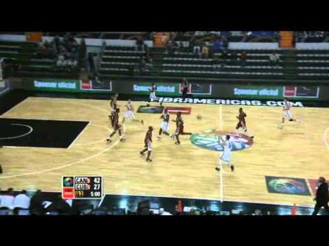 Canada Vs. Cuba  / 2011 FIBA Americas Championship Round 1