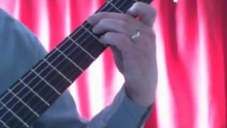 """Blade Runner """"Love Theme"""" Classical Guitar Solo - David J Nann"""