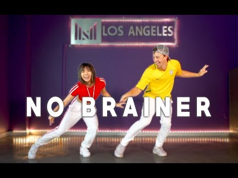"""NO BRAINER"" 10 Minute Dance Challenge w/ Bailey Sok"
