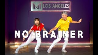 'NO BRAINER' 10 Minute Dance Challenge w/ Bailey Sok