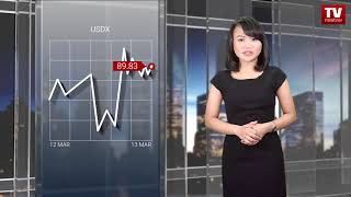 InstaForex tv news: Potensi perang dagang kembali disorot  (16.04.2018)