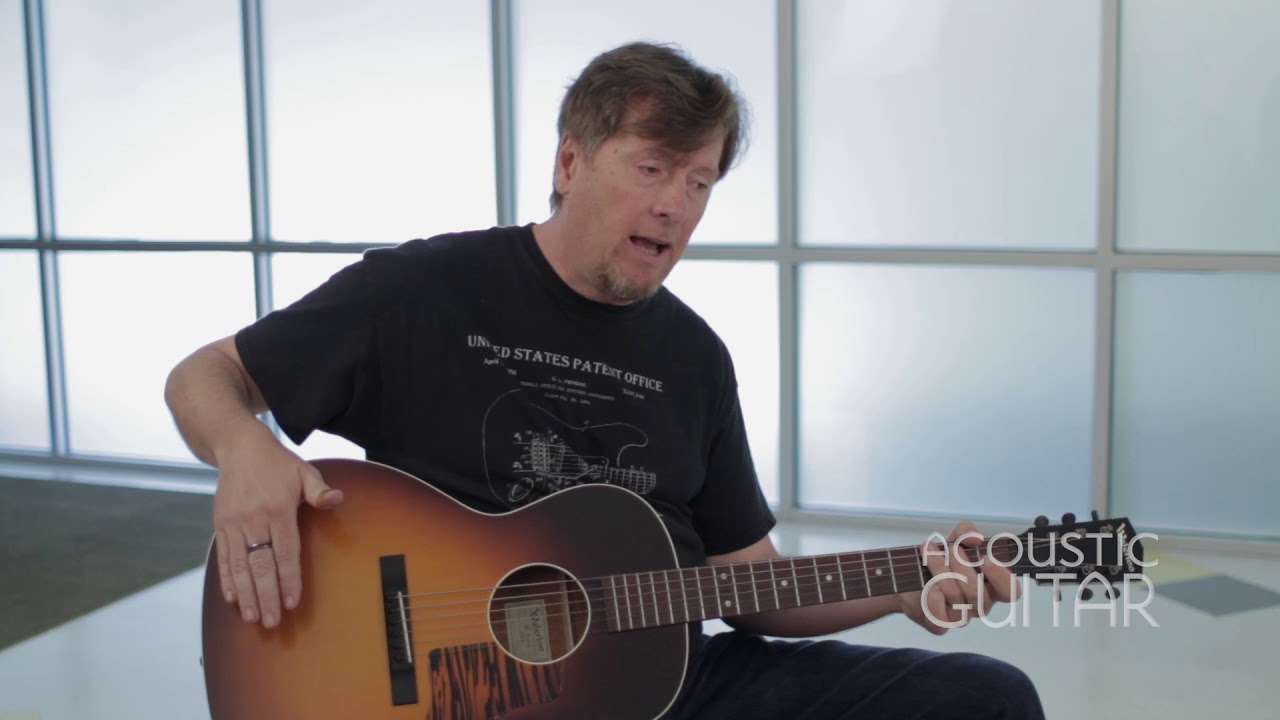 Video Lesson: Six Ways to Sharpen Your Acoustic Guitar