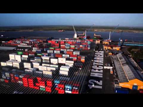 Port of Barranquilla (Puerto de Barranquilla, Sociedad Portuaria) - English version