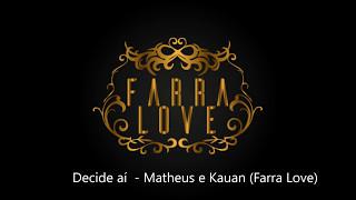 Baixar Decide Aí - Farra Love ao vivo