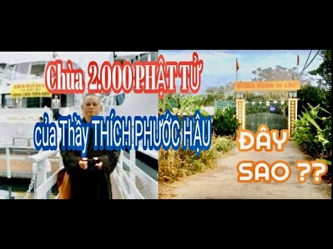 Chùa Bảo Quang-Sự Thực Về Ngôi Chùa Có 2,000 đệ Tử Của Thầy Thích Phước Hậu