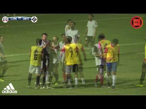 Addias Match Highlights: 3 Lions VS Camden Rovers FC