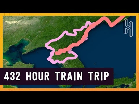 What's the Longest Train in the World?