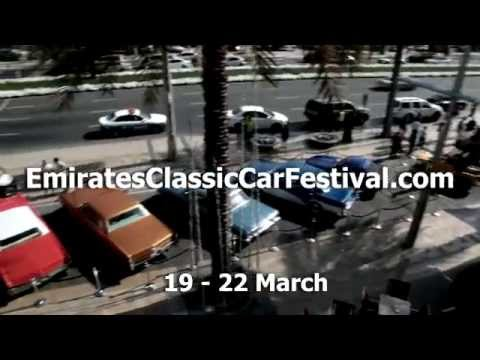 Join us - Emirates Classic Car Festival
