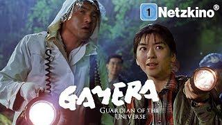 Gamera - Guardian of the Universe (Abenteuer, Sci-Fi, ganzer Abenteuerfilm Deutsch, Film Deutsch)