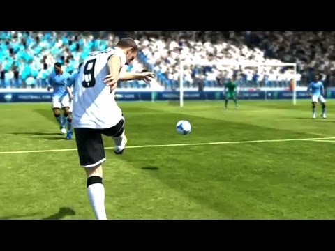 FIFA Soccer 13 - EA UK Cover Reveal Highlights