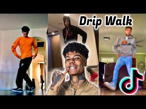 Blueface Crip Walk TikTok Compilation
