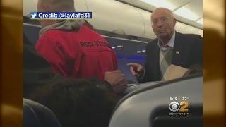 Former Senator D'Amato Kicked Off Jet Blue Flight