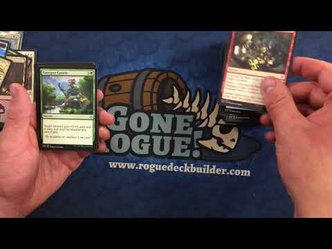 Ixalan Prerelease Kit opening and deck construction   Magic the Gathering
